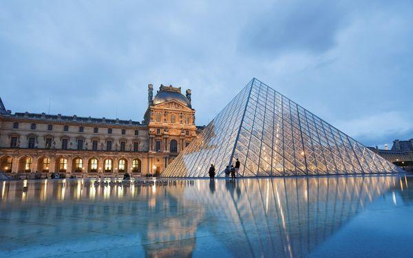 Paříž exclusive, Paříž, letecky, snídaně v ceně3