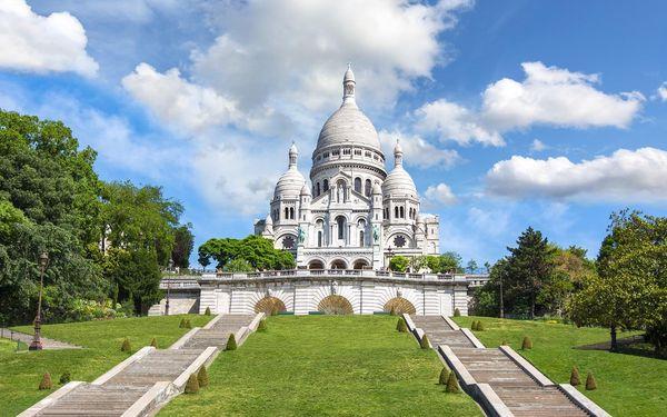 Paříž exclusive, Paříž, letecky, snídaně v ceně4