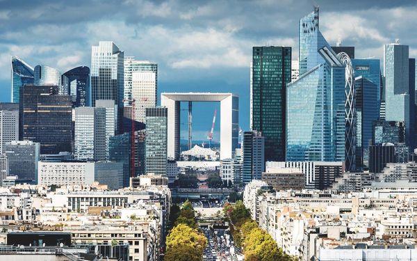 Paříž exclusive, Paříž, letecky, snídaně v ceně5