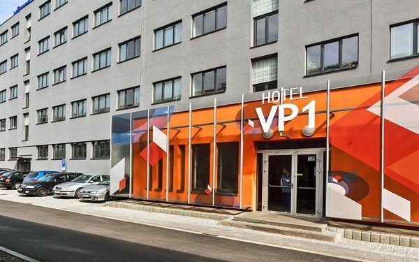 Ubytování pod pecí: hotel v Dolní oblasti Vítkovic