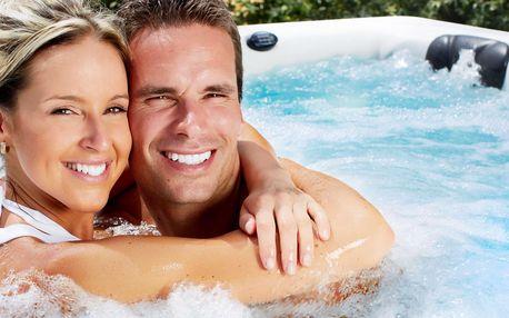 Privátní wellness na 2 hodiny se saunou a vířivkou pro 2-4 osoby