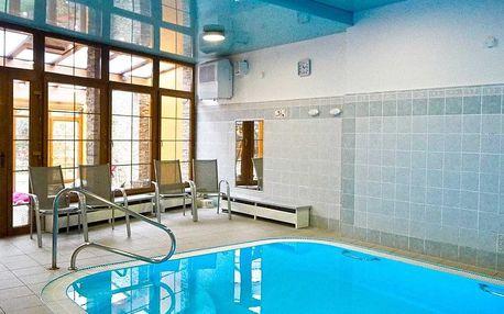 Frymburk, hotel Maxant*** na břehu nádrže Lipno