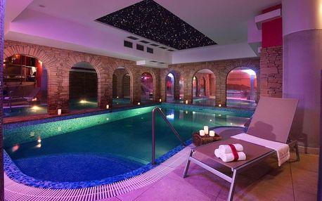 Komfortní wellness víkend v hotelu Windsor Špindlerův Mlýn