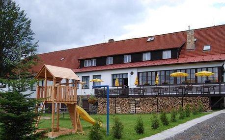 Šumava: Hotel Krasna Vyhlidka