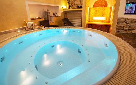 90 minut privátního wellness pro 2: vířivka či sauna