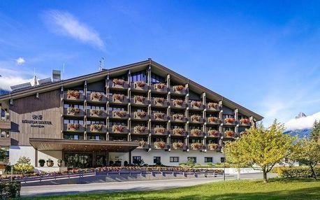 Rakouské Alpy: Löwen Hotel Montafon