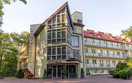 Polsko, Baltské moře: Villa Tarsis
