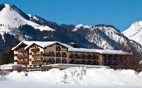 Rakouské Alpy: Das Pfandler Hotel