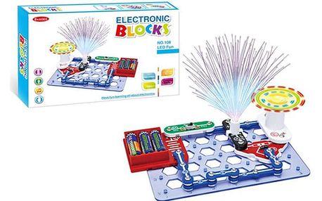 Vzdělávací elektronická stavebnice