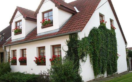 Třeboňsko: Ubytování u Hesů