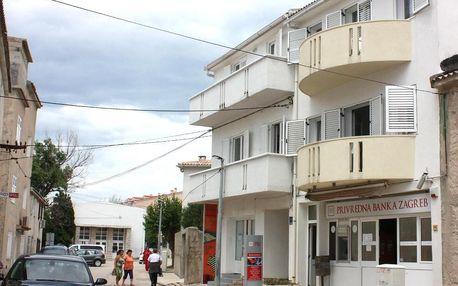 Chorvatsko, Pag: Apartments Golija