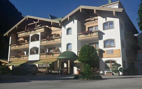 Rakouské Alpy: Alpenhotel Ferienhof