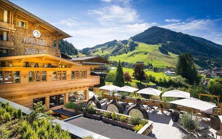 Rakouské Alpy: Alpin Juwel
