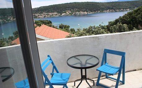 Chorvatsko, Rab: Apartments Del Sole