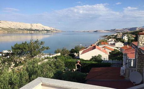 Chorvatsko, Pag: Petros Apartments Pag