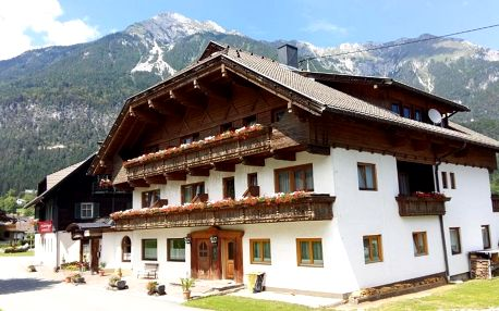Rakouské Alpy: Pension Marienhof