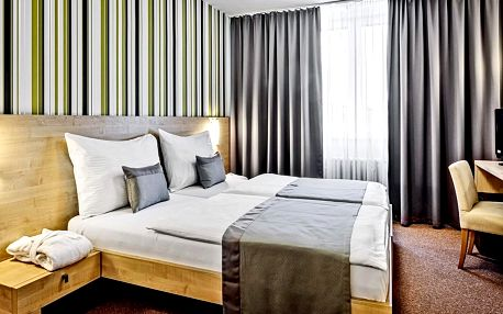 4* hotel v Brně: relax pro páry i zábava pro rodiny