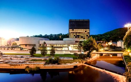 Karlovarský kraj: Spa Hotel Thermal