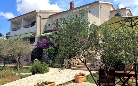 Chorvatsko, Rab: Villa Jadranka