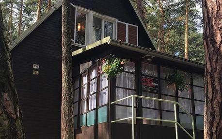 Doksy, Liberecký kraj: Chata Pod Bílým kamenem
