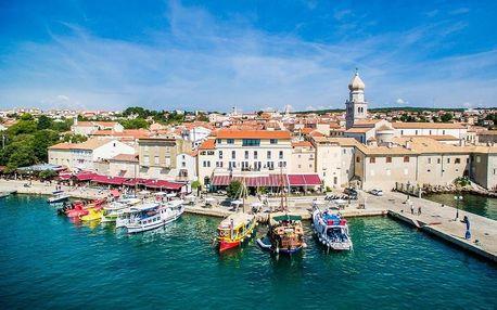 Chorvatsko, Krk: Hotel Marina
