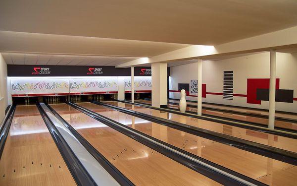 1 hodina bowlingu v čase 15:00 až 18:003
