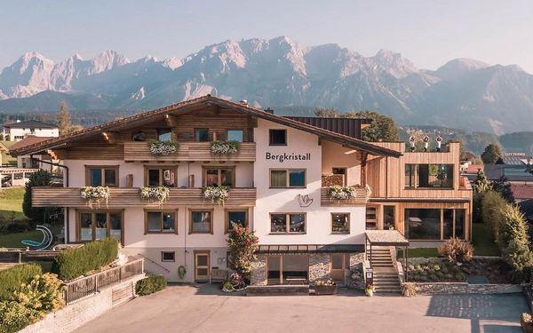 Rakouské Alpy: Bio Hotel Bergkristall
