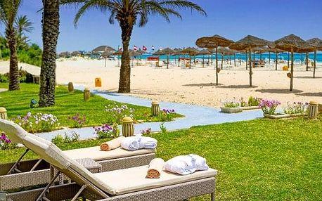 Tunisko - Hammamet letecky na 7-16 dnů, all inclusive