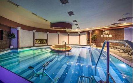 Wellness pobyt v Dunajské Stredě v hotelu Therma **** s polopenzí