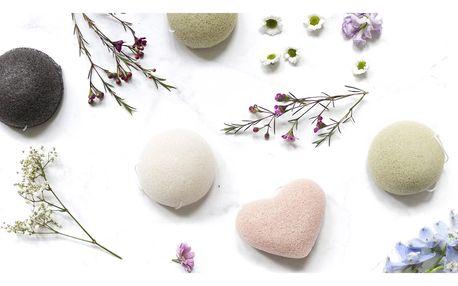 Konjakové houbičky na čištění pleti: 4 druhy