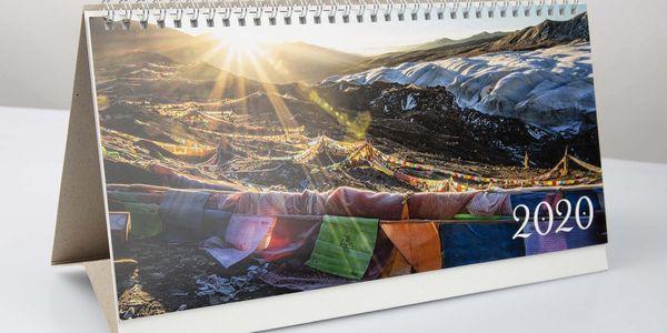 Velký nástěnný měsíční kalendář A3 (S15, S20)3