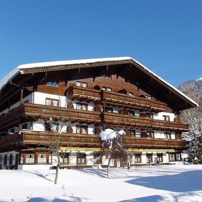 Rakousko - Tyrolsko na 2-11 dnů