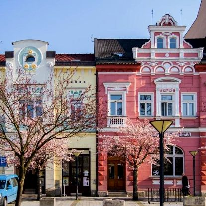Vsetín, Zlínský kraj: APART U LVA