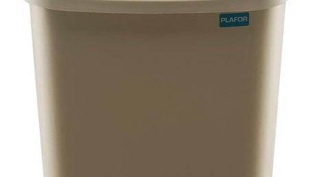 Aldo Odpadkový koš FALA 15 l, béžová