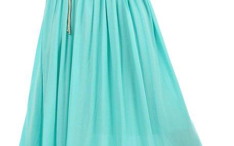 Romantická dámská maxi sukně