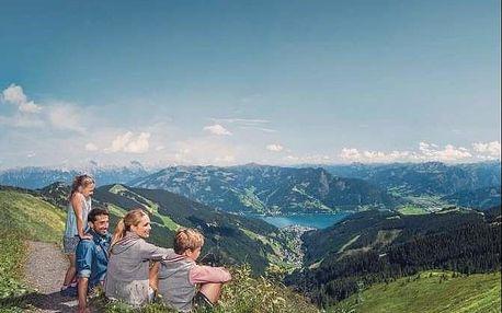 Pobyt u Zell am See v srdci Alp (Pension Alpenrose), Kaprun - Zell am See