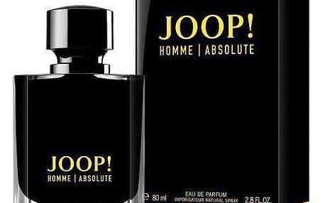 JOOP! Homme Absolute 80 ml parfémovaná voda pro muže