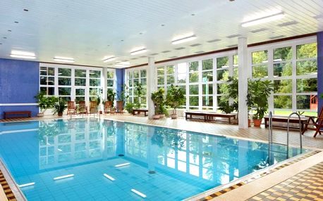 Pohodová dovolená v Harrachově s polopenzí i wellness