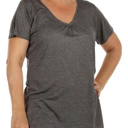 Dámské tričko ve větších velikostech