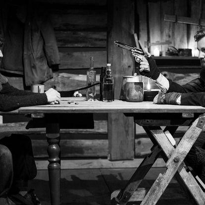 Představení Dva špinavci v Klubovně Spolku Kašpar