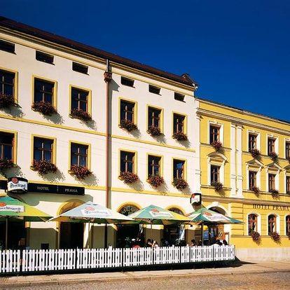 Broumov, Královéhradecký kraj: Hotel Praha