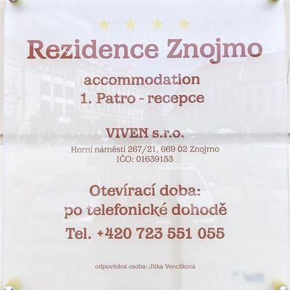 Znojmo, Jihomoravský kraj: Rezidence Znojmo