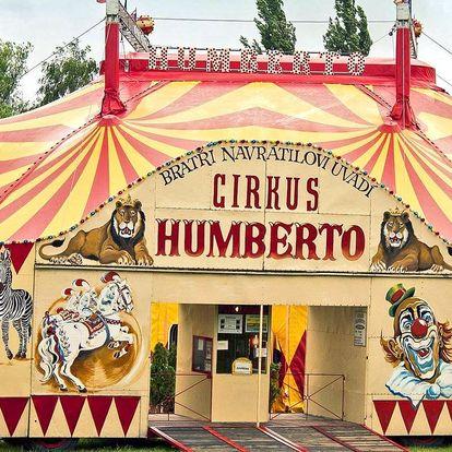 Cirkus Humberto přijíždí do Českých Budějovic