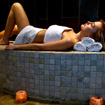 Relax v Jeseníkách: polopenze, wellness i masáž