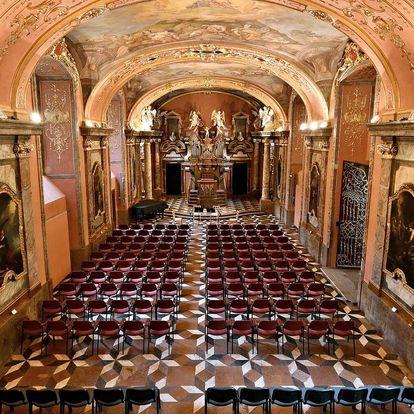 Gala koncert v Zrcadlové kapli Klementina