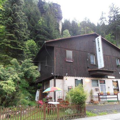 Národní park České Švýcarsko: Penzion Vlasta