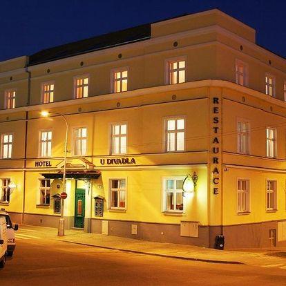 Znojmo, Jihomoravský kraj: Hotel U Divadla