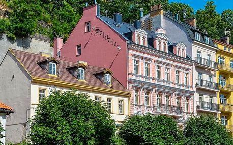 Karlovy Vary na 4-8 dnů, polopenze