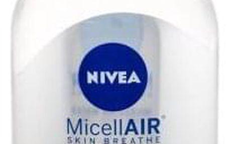 Nivea MicellAIR® 400 ml zklidňující micelární voda 3 v 1 pro citlivou pleť pro ženy