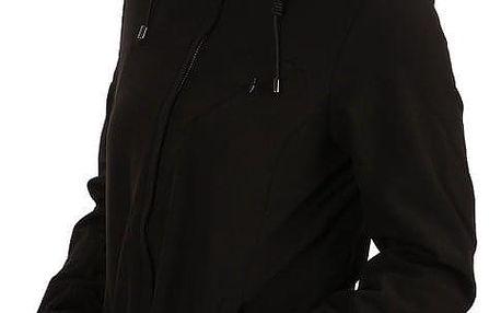 Dámská softshellová bunda černá